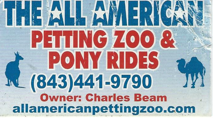 All American Petting Zoo