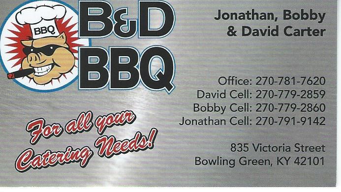 B & D BBQ