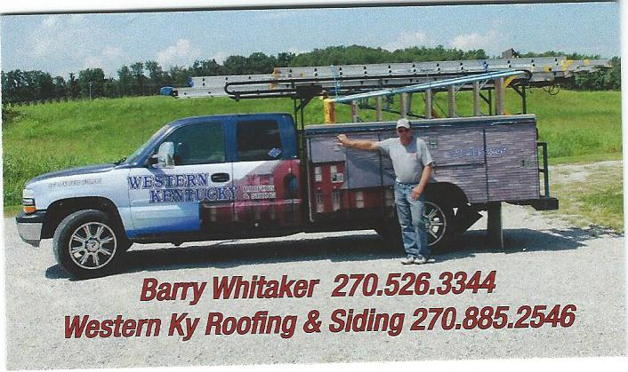 Barry Whittaker roofing