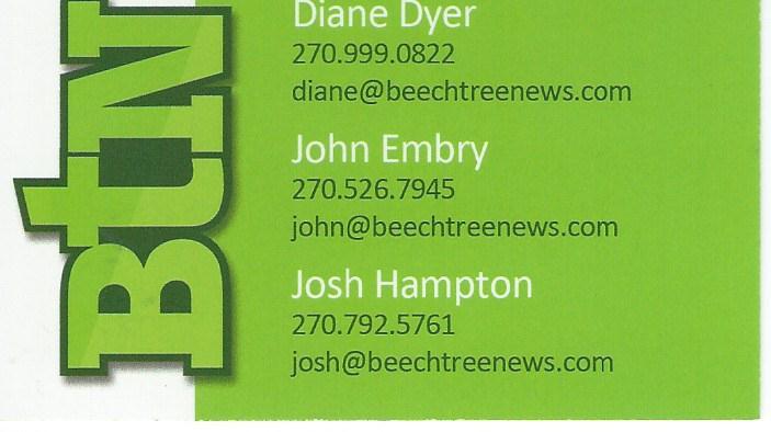 Beechtree News WLBQ