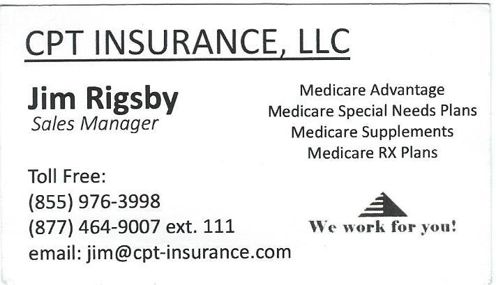 CPT Insurance LLC