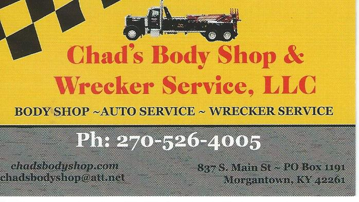 Chad's Body Shop