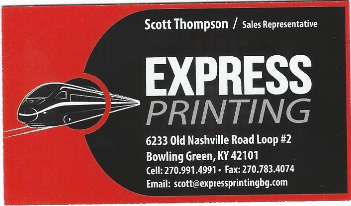 Express Printing BG0001