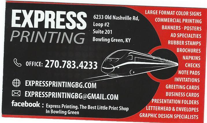 Express Printing BG0002