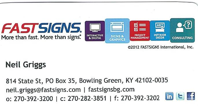 FastSigns of Bowling Green