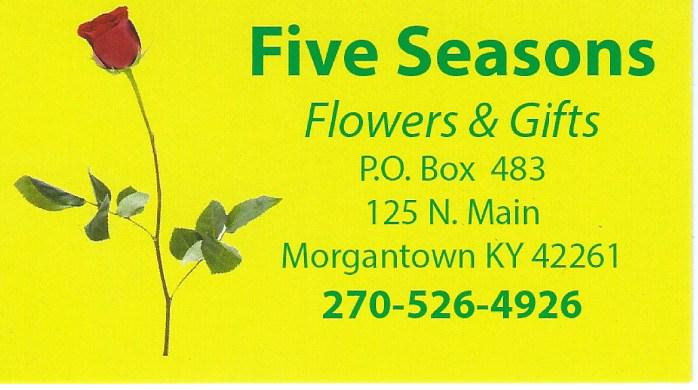 Five Seasons Flowers