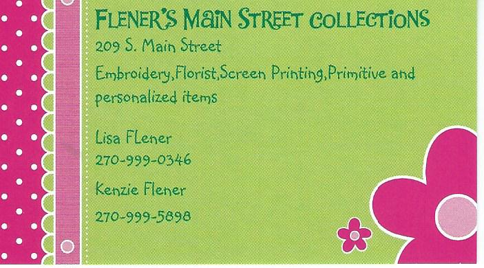 Flener's Main Street Collections