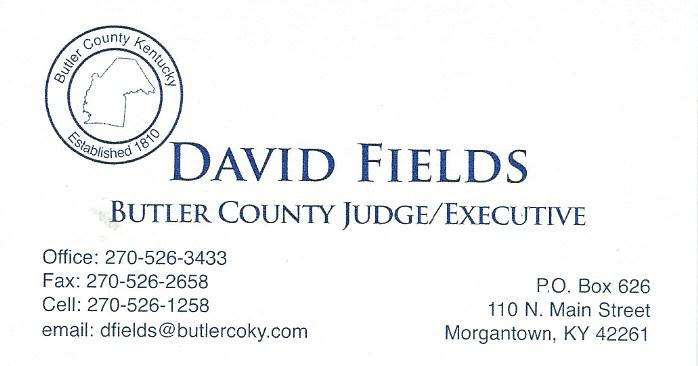 Judge David Fields