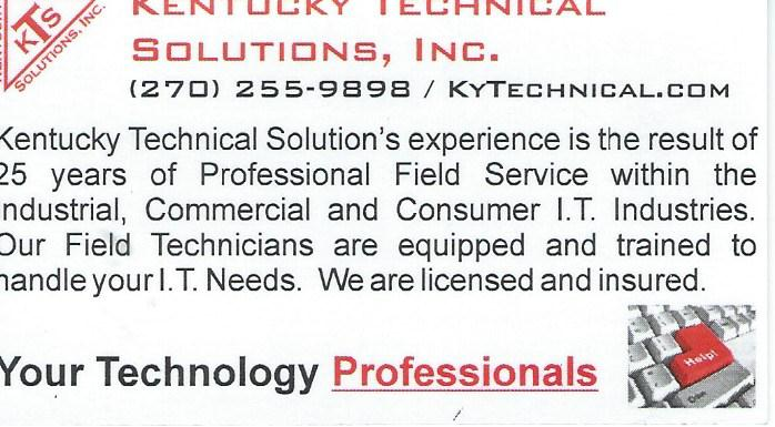 Kentucky Technical Solutions, Inc 2