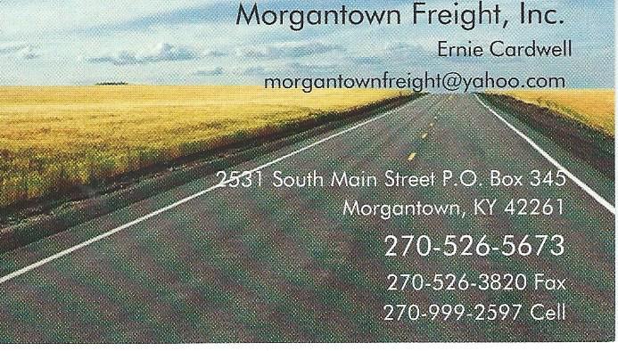 Morgantown Freight