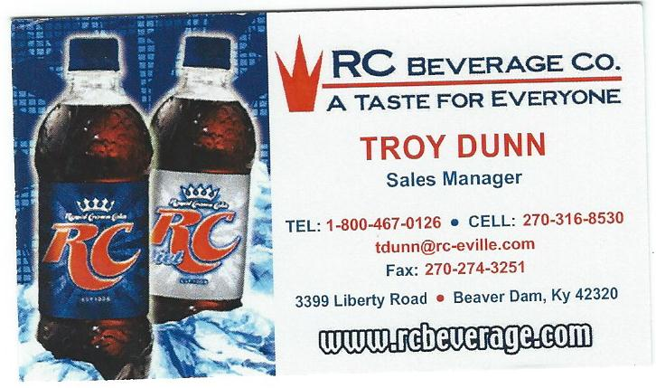Troy Dunn RC