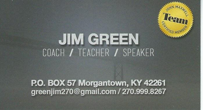 Building Bridges 4 Life-Jim Green