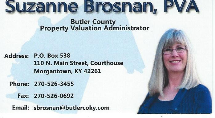 Bulter County PVA-Suzanne Brosnan