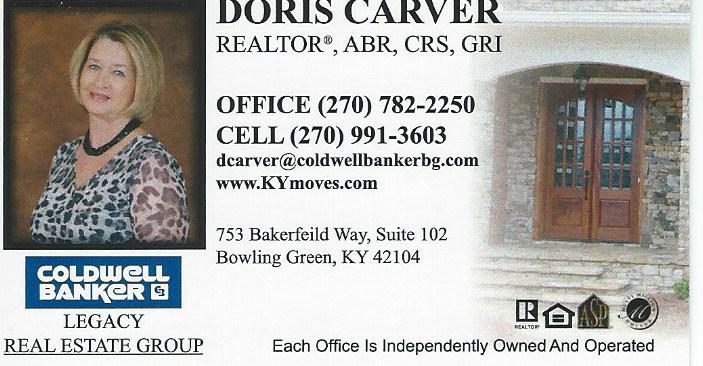 Doris Carver-Coldwell Banking