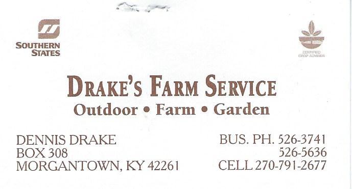 Drakes Farm Service