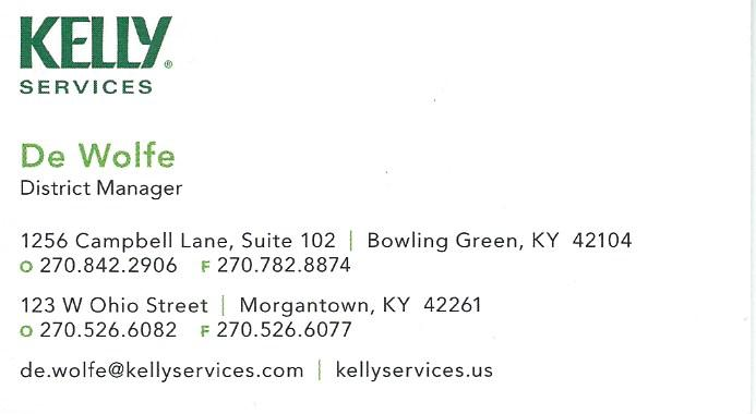 Kelly Services0001