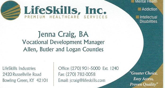 Lifeskills Inc