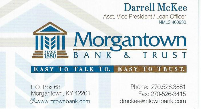 Morgantown Bank & Trust0001