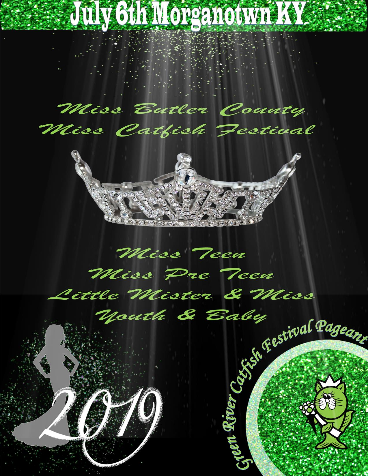 2019 Green River Catfish Festival Pageants - Morgantown Chamber of